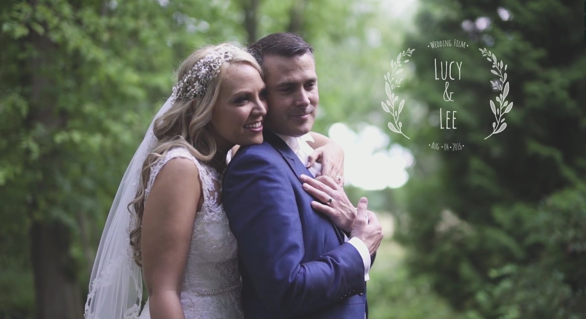 Fairy tale wedding at Hogarth's in Solihull, West Midlands