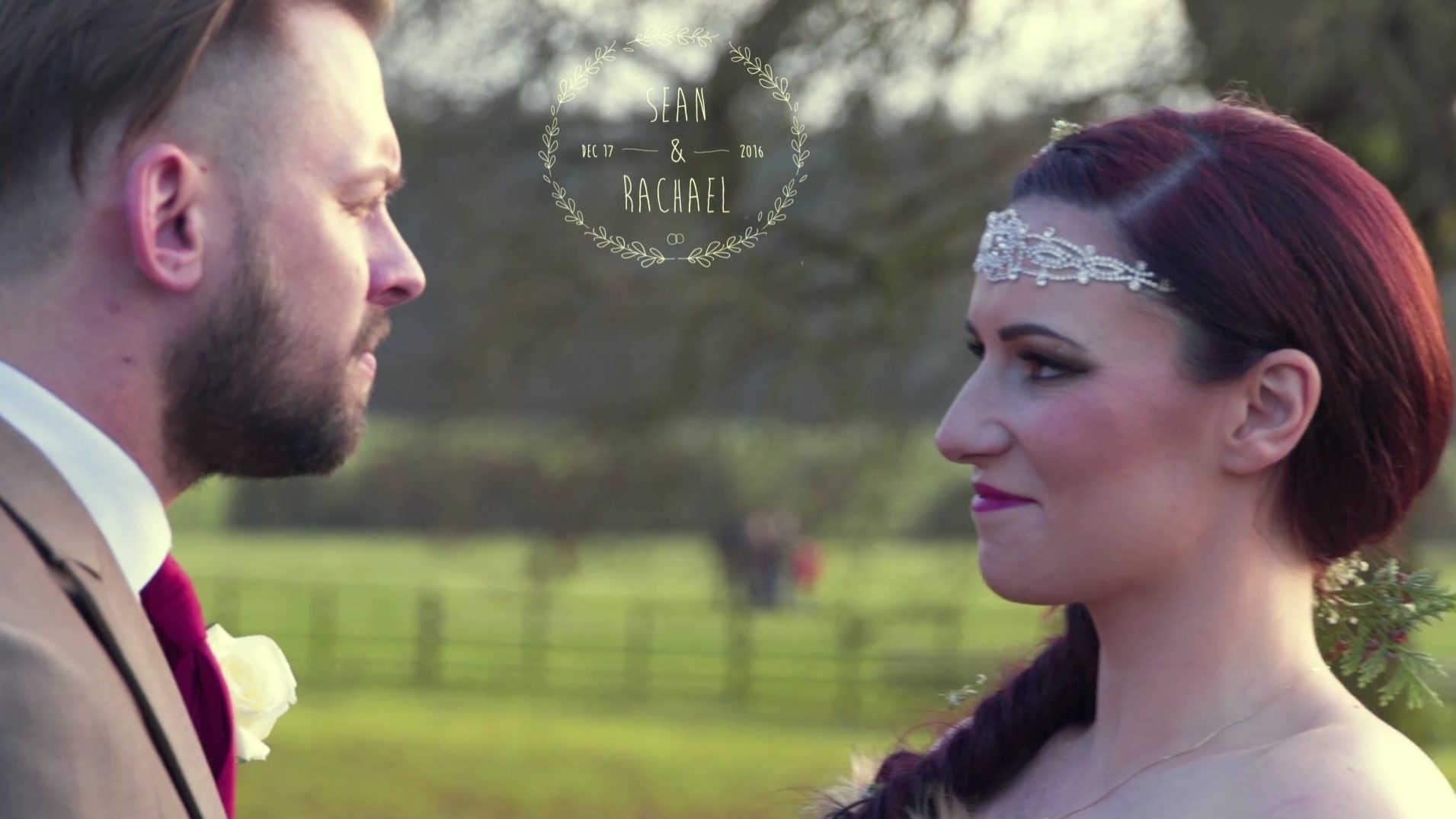 Wedding film in Leicestershire