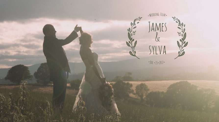A gorgeous quirky vintage wedding video from Deer Park Hall