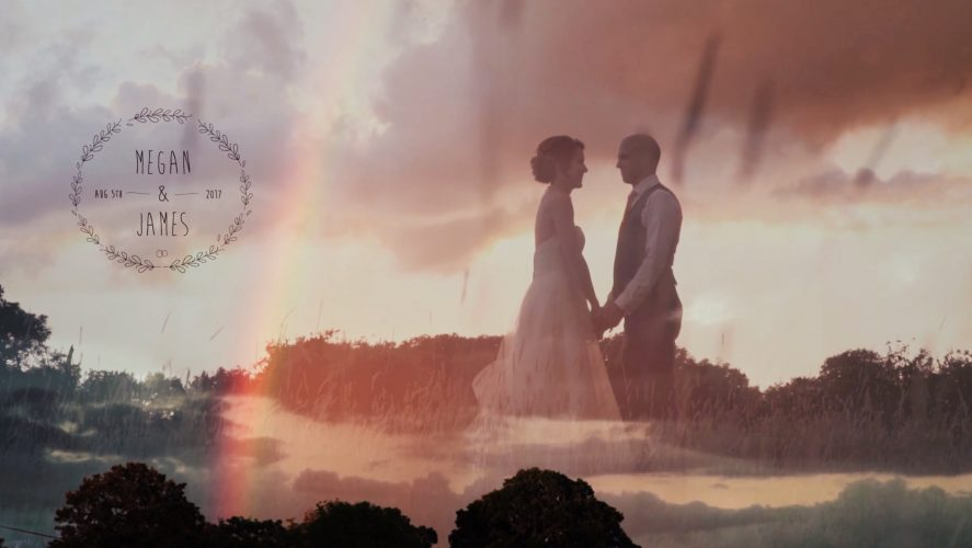 Beautifully natural wedding videography from Oldberrow House in Warwickshire