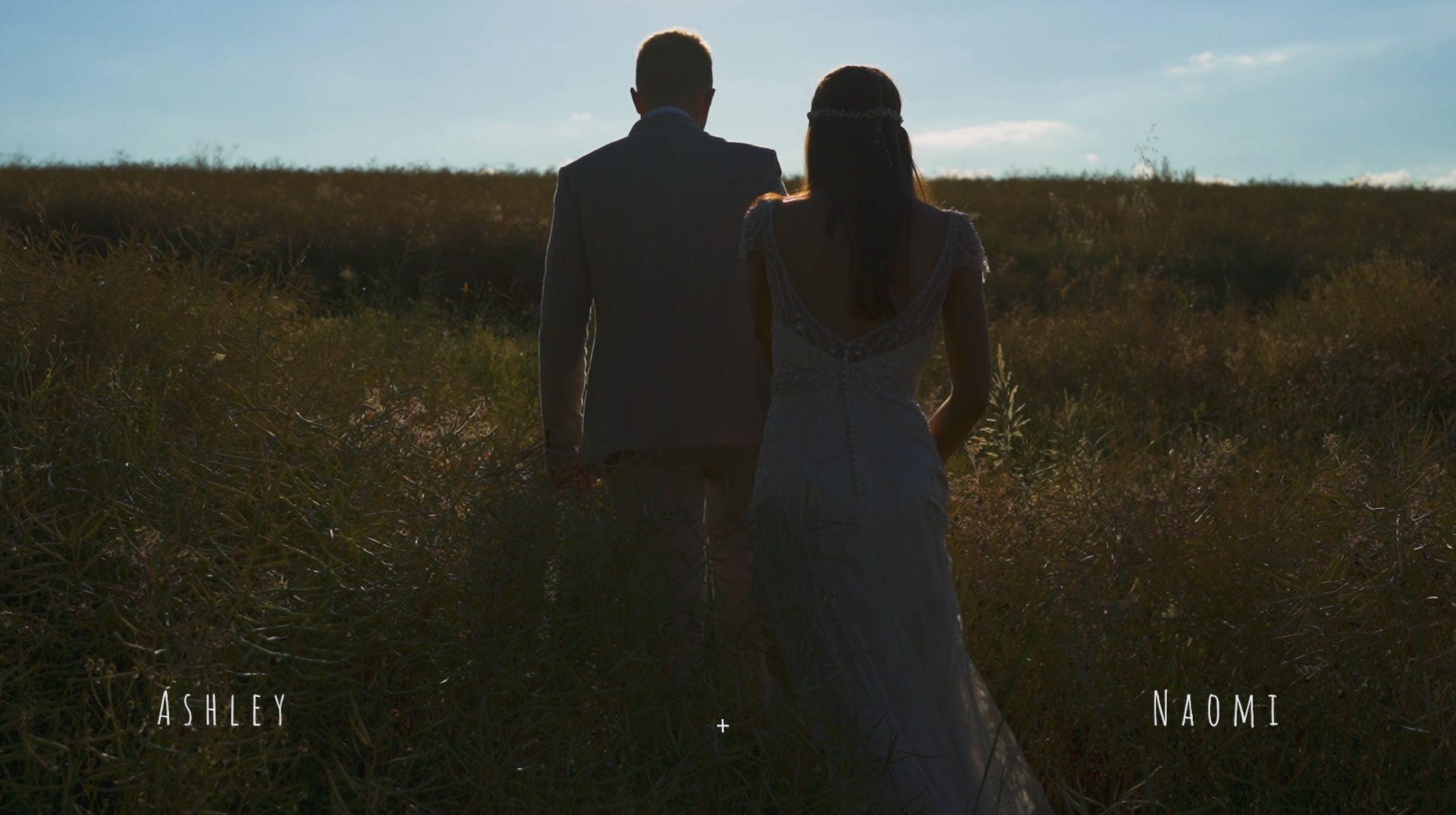 Lyde Court wedding videographer