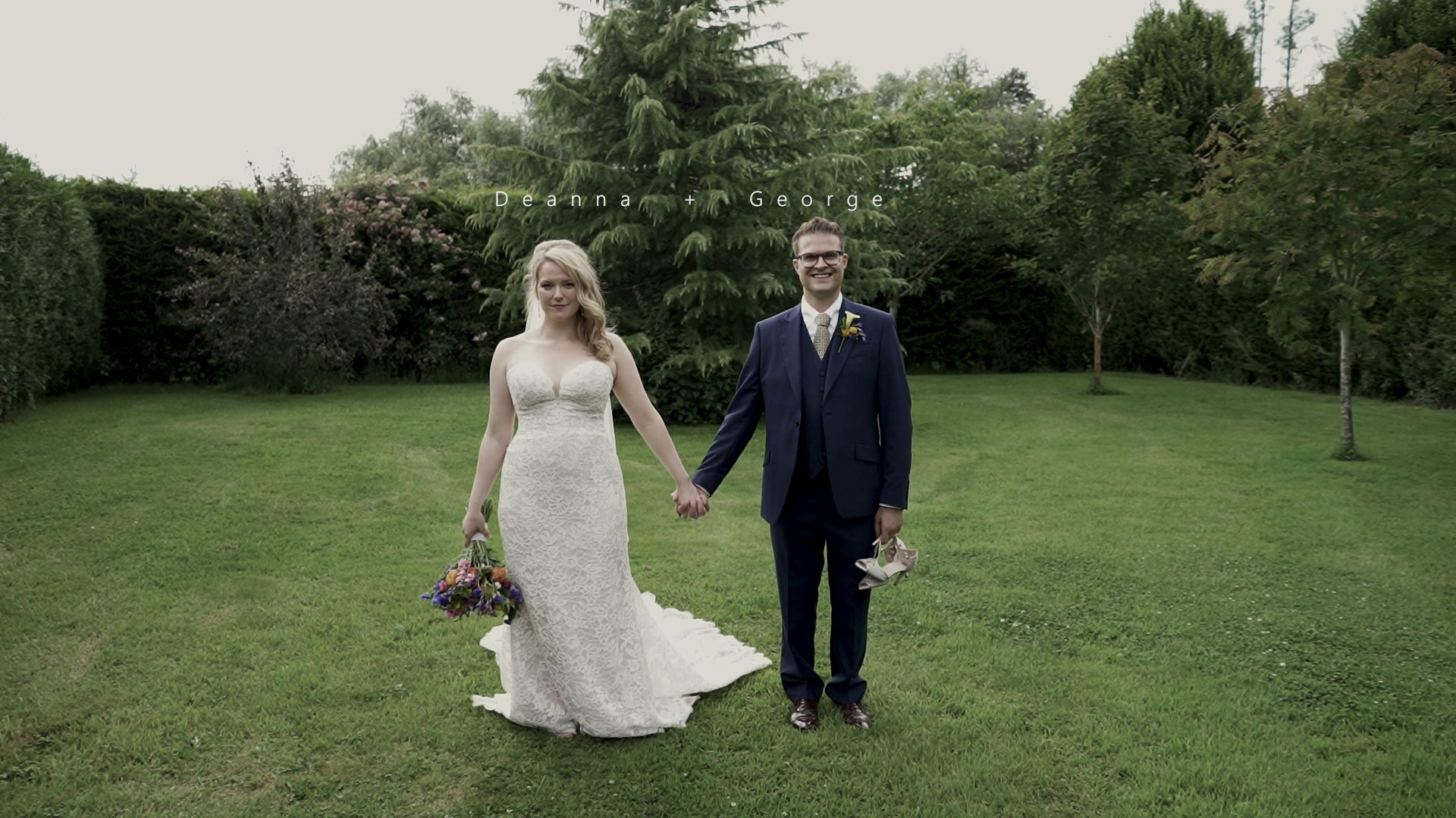 An Oldcastle Farm wedding video